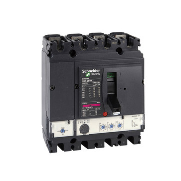 Maksimalafbryder NSX250B+MicroLogic 22/250 4p LV431150