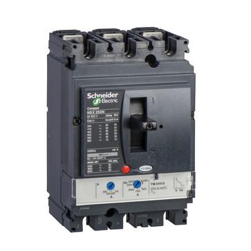 Maksimalafbryder NSX250N+TM250D 3P3D LV431830