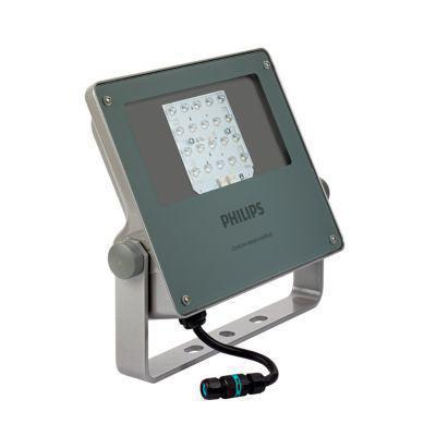Philips CoreLine Tempo Projektør Medium BVP125 63W 8000lm/740 Asymmetrisk