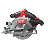 Milwaukee 18V Rundsav FUEL Ccs55-0 inkl.165 mm klinge SOLO u/batterier, lader og kuffert