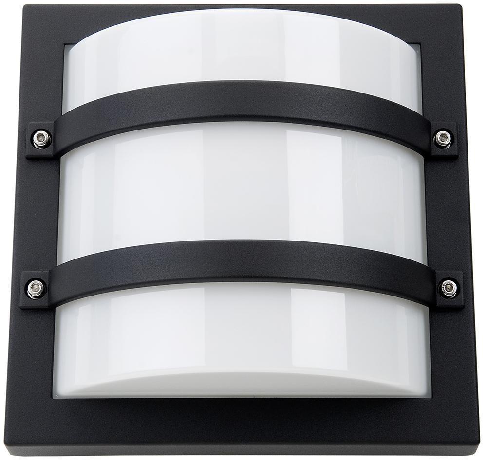 Largo Mat-Sort 10W LED 3000K m/Skumring