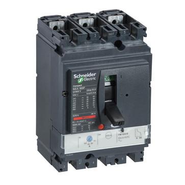 Maksimalafbryder NSX160H+TM125D 3P3D LV430671