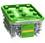 2,5X65 søm, firkant BLANK 777386 miniature