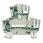 Gennemgangsklemme WDK 2,5 F 1021600000 miniature