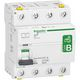 Fejlstrømsafbryder AC/DC RCCB HPFI 4P 40 A 30 mA type B specielt designet til EV-Electrical Vehicle lader 3322097031