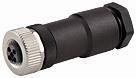 M12 HUN 0° T-kodet felt-wireable 7000-P7411-0000000
