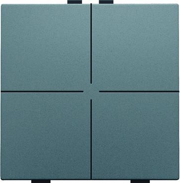 4-tryk, steel grey coated, NHC 220-51004