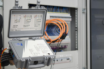 PQA819  Three-phase mains analyzer with Wi-Fi, compatible with HTAnalysis 8033100845051