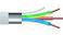 Installationskabel skærmet NOSKLX MEDICO 90° 4G1,5 QADDY 450 172548003Q0450 miniature
