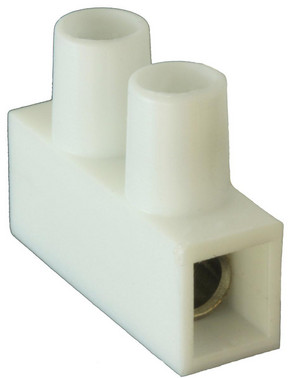 Kronemuffe 2,5mm² natur i pakker á 100 styk HE4 1-P