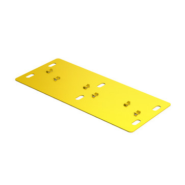 Bundplade 300 Gul RAL1023 CSU7070300FS123