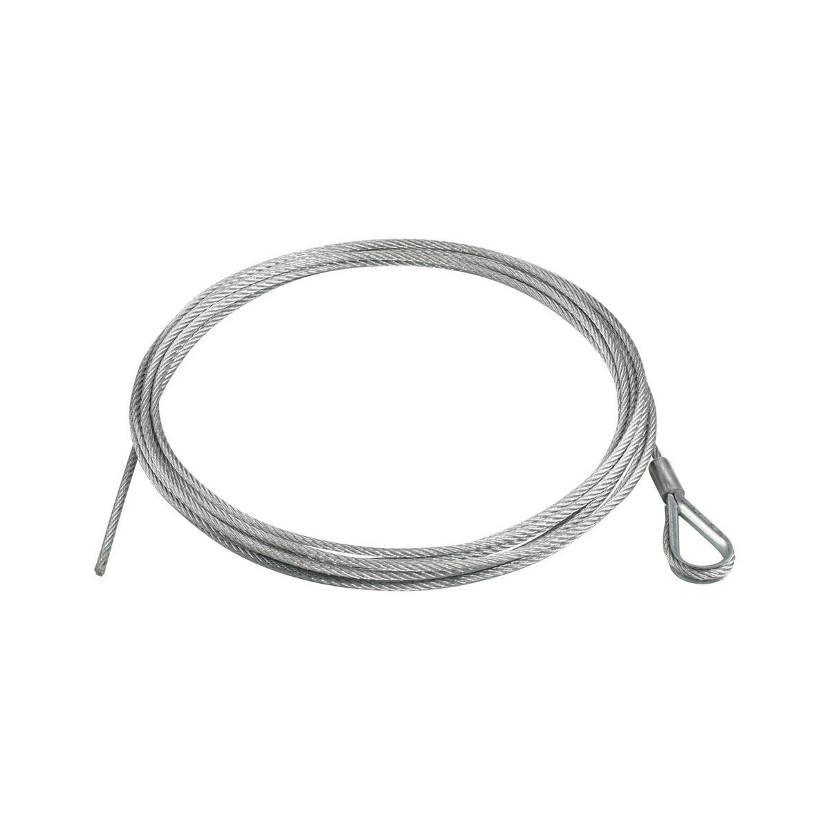 Tilbehør CoreLine Trunking LL120Z Wireophæng Ø2MM 3M