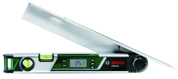 Grøn Bosch Vinkelmåler pam 220 0603676000