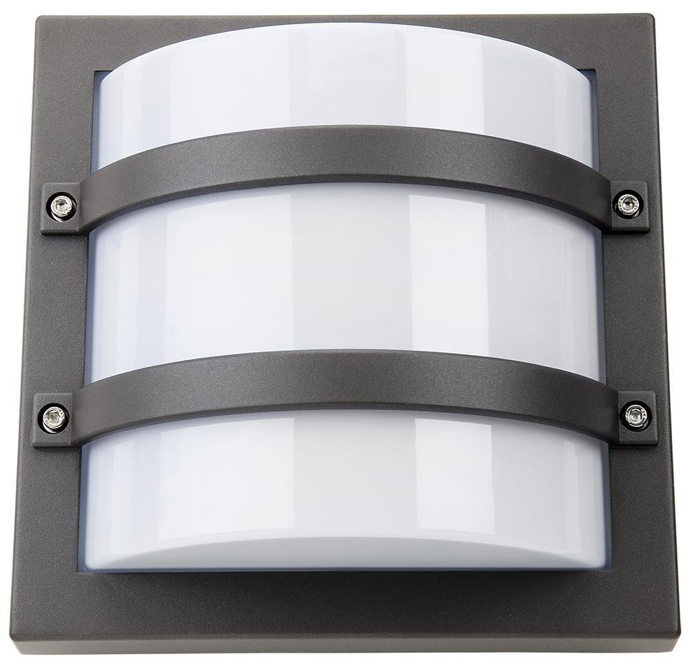 Largo Grafit 10W LED 3000K m/Skumring