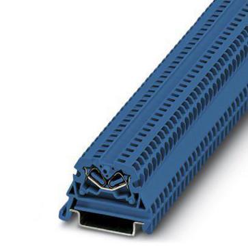 Minigennemgangsklemme MSBV 2,5-NS 35 BU 3249091