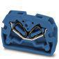 Mini-flangeklemme MSBV 2,5-F BU 3249046