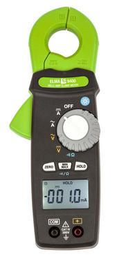 Elma 9400 milliamp AC/DC TRMS clamp multimeter 5706445780051