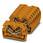 Minigennemgangsklemme MSBV 2,5-M OG 3073238 miniature