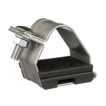 Cable Cleat, Stainless Steel, Trefoil Configuration w/ a Cable Diameter of 38-44mm CCSSTR3844-X