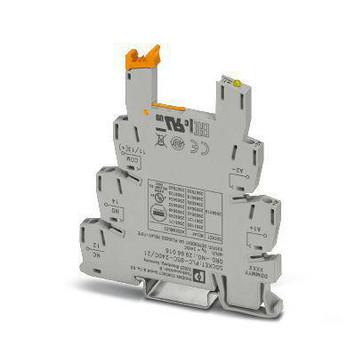 Relæsokkel PLC-BSC- 24DC/21 2966016