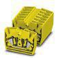 Minigennemgangsklemme MSB 2,5-M YE 3244106