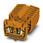 Minigennemgangsklemme MSB 2,5-RZ OG 3244193 miniature