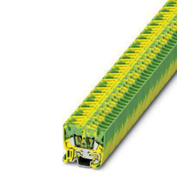Mini-jordklemme MSB 2,5-PE 3244151