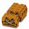 Minigennemgangsklemme MSDBV 2,5-M OG 3073254 miniature