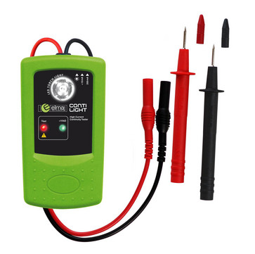 Conductivity tester 200mA 5706445140343