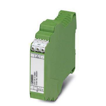SCK-målemodul til overvågning af fotovoltaiske anlæg, 1 x spændingsmåling op til 1500 V DC, 1 x analogudgang (2-10 V) 2903591