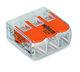 Samlemuffe 3x0,2-4 mm² transparent 4721200091