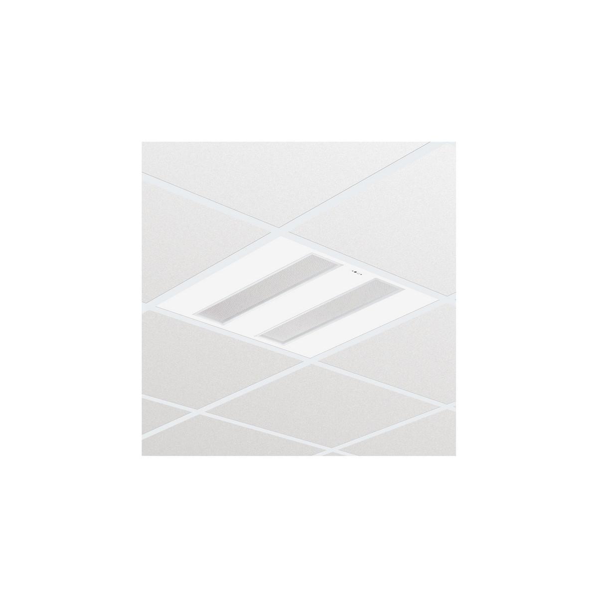 Philips FlexBlend Indbyg RC340B LED 3600lm/840 60x60 Synlig T-skinne MLO-optik OC/UGR<19
