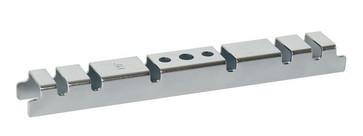 Bærebeslag rustfri for ophæng af gitterbakker 300-400mm 758R