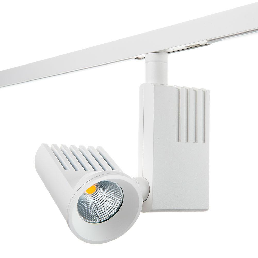 Zip Pro Mat-Hvid 36W LED 3000K 40°