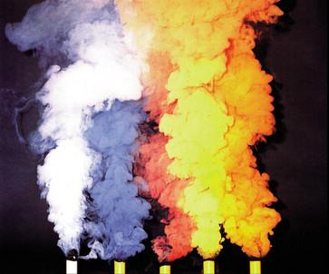 COLOUR SMOKE AX-9 orange 5703317472311