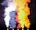 COLOUR SMOKE AX-9 orange 5703317472311 miniature