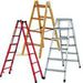 Trestle ladders wood/aluminium/fibreglass
