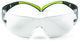 3M Brille SecureFit 400 PC Klar AS/AF 4368410700