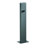 TAC single-wallbox pedestal