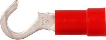 Isol. krogkabelsko A1543K, 0,5-1,5mm² M4, Rød 7278-290700