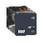 Stikbensrelæ 10A 3C/O 230VAC RUMC33P7 miniature