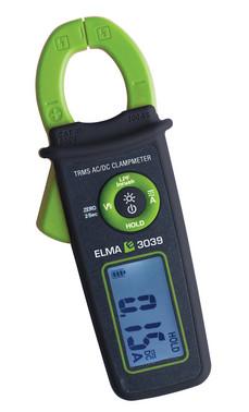 Elma 3039 True RMS AC/DC clamp meter 5706445900053