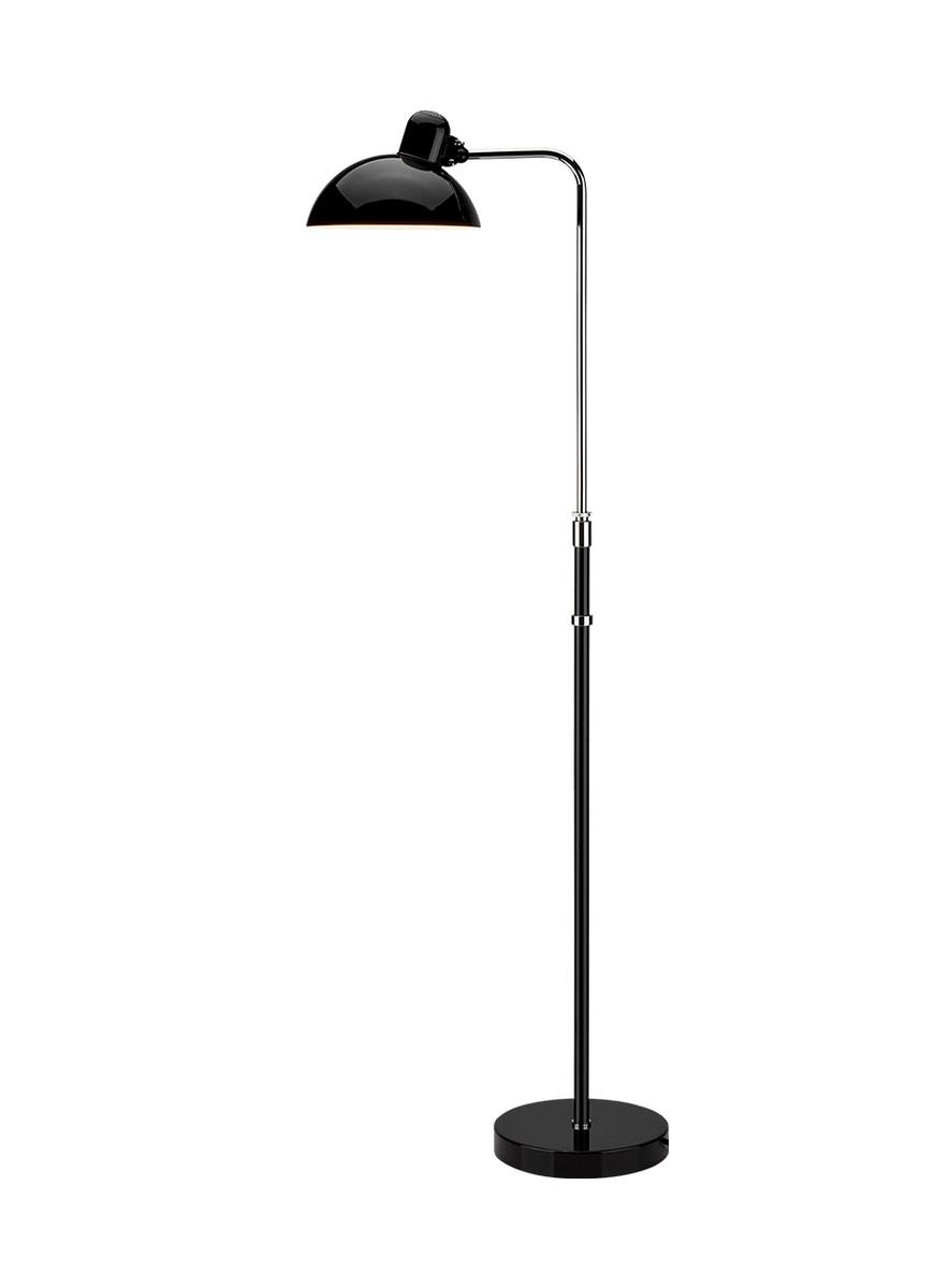 Kaiser idell 6580-F Black Gulvlampe