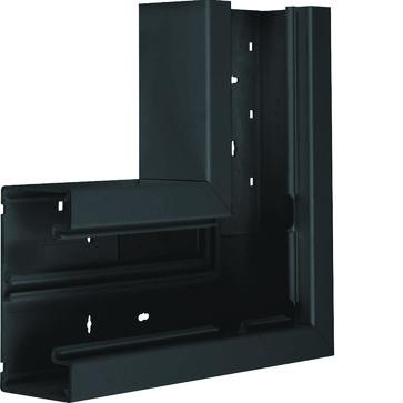 Fladvinkel plast for BR65130 RAL 9011 BR6513059011