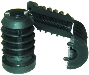 Threaded insert Ø25 mm M8 RL2508 RL 25 08