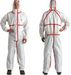 3M Protective Coverall 4565 white