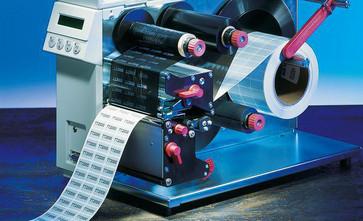 Farvebånd TT822OUT til TT431 printer 556-00101