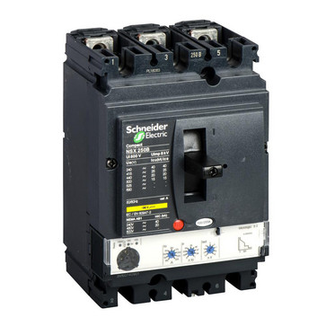 Maksimalafbryder NSX100B+Mic2.2/40 3P LV429777