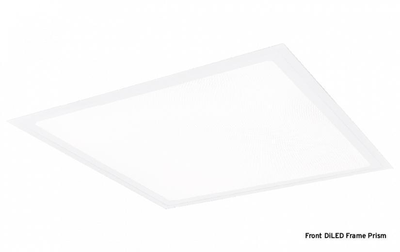 MultiConcept Front DiLED Frame Prism Hvid