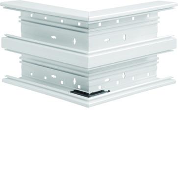 Udvendigt hjørne plast for BR65210D RAL 9016 BR652103D9016